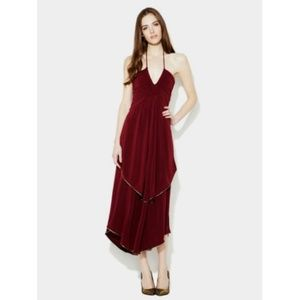 NWT Marc by Marc Jacobs Piped Jersey Maxi Dress